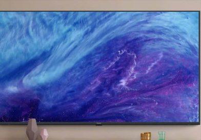 70-дюймовый 4К-телевизор Redmi стоит 1113 рублей