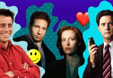 ТЕСТ: Помните ли вы легендарные сериалы 90-х?