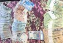 В Речице во время незаконной валютообменной сделки задержаны двое мужчин