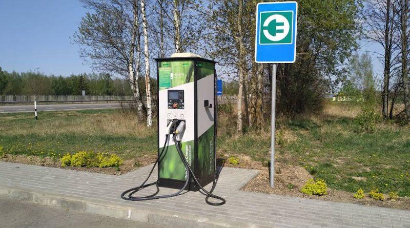 Стало известно, сколько вБеларуси электромобилей