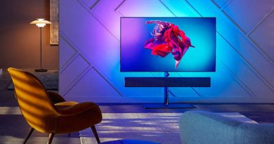 Philips представила пять моделей телевизоров на базе технологии OLED