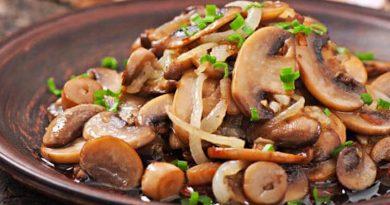 Доказано: грибы снижают риск развития рака умужчин