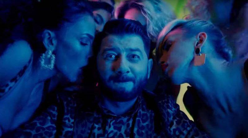 Клип Галустяна набрал миллион просмотров на YouTube за два дня