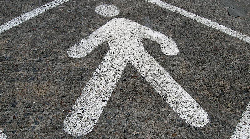 ГАИ проводит профилактическое мероприятие «Пешеход!» вРечицком районе